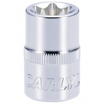 CARLYLE 1/2IN  DR  E-20 EXTERNAL STAR SOCKET